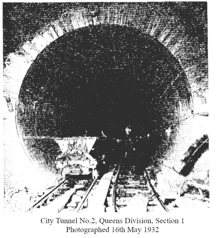 City Tunnel No.2